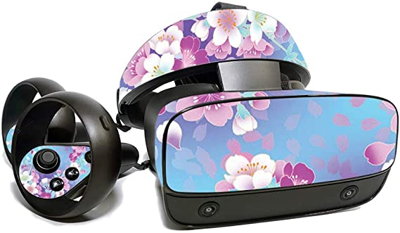 MightySkins Skin for Oculus Quest Durable Nebula Protective Remove Made in The USA and Change Styles and Unique Vinyl Decal Wrap Cover Easy to Apply