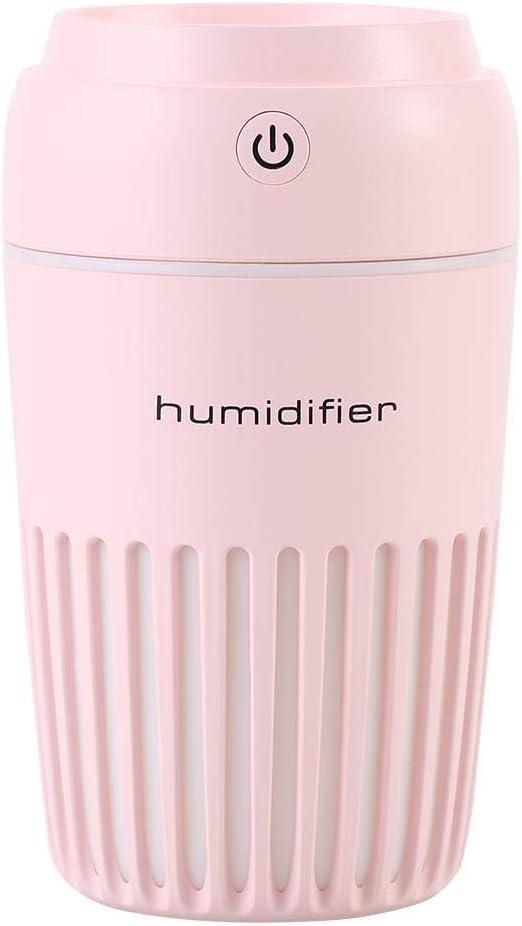 Garosa 300 ML Mini Coche Humidificador Aroma Difusor Purificador ...