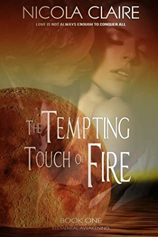 book cover of The Tempting Touch Of Fire
