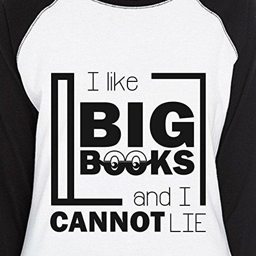de Printing talla mujer Camiseta 365 manga para de corta S6vwp1qxTP