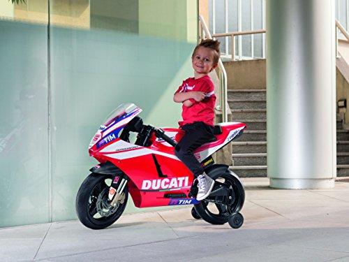 (Peg Perego IGMC0020US Ducati GP Motorcycle)