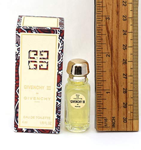 Givenchy Miniature - Givenchy III By Givenchy for Women 4ml 1/8oz Miniature Eau De Toilette Splash