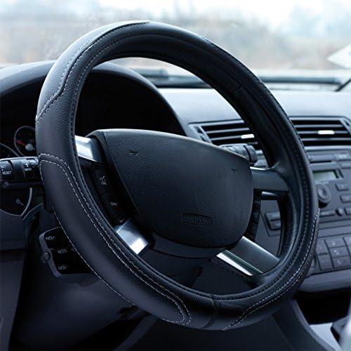 Bottari 16284 Road Couvre Volant Universel pour Auto Standard Volant Diam/ètre 37-39 cm