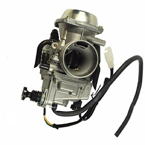 carburetor w air filter oil fits honda 350 rancher. Black Bedroom Furniture Sets. Home Design Ideas