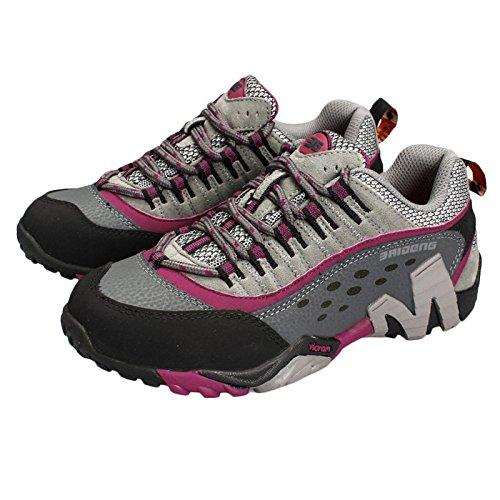 Escursionismo Trekking per Sportive da per Purple Scarpe Scarpe Scarpe Scarpe da Camminare snfgoij da Esterni Donna Trekking Scarpe per Impermeabili ECUqxwZa