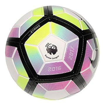 Nike Strike - Balón de fútbol, color Blanco / Múltiple, tamaño ...