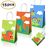 Dinosaur Party Supplies Favors,Dinosaur Party Bags For Dinosaur Theme...
