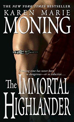 The Immortal Highlander (The Highlander Series, Book - Stores Highlands Arlington