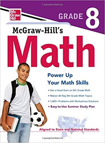 Amazon.com: McGraw-Hill's Math Grade 8 (Test Prep) (9780071748612 ...