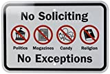 3m No Soliciting Signs - Best Reviews Guide