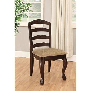 Amazon Com Furniture Of America Bonaventure Traditional
