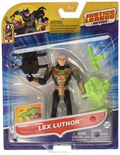 DC Comics Justice League Action Lex Luthor Figure (Figure Lex Luthor Action)