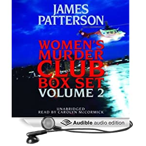 Women's Murder Club Box Set, Volume 2 James Patterson, Maxine Paetro and Carolyn McCormick