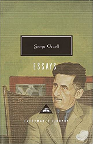 George orwell essays everyman's library