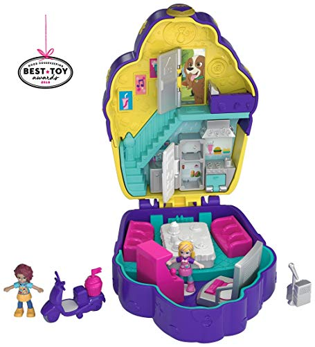 Polly Pocket Big Pocket World, Cupcake]()