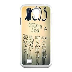 Retro Design The Music Band 5SOS for Samsung Galaxy S4 I9500 ATR035797