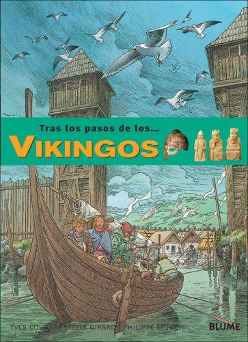 Los Vikingos (Tras los pasos de . . . Series) pdf epub