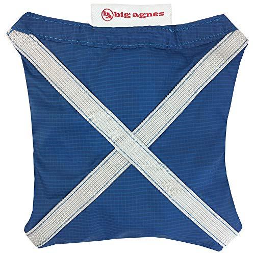 Girdle Compression Strap - Big Agnes Super Light Girdle Sleeping Bag Compressor, Blue, Large/X-Large