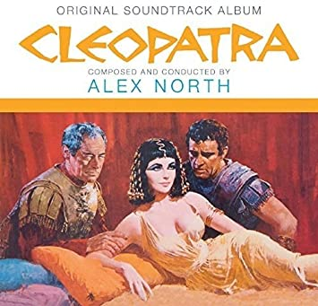Cleopatra soundtrack (by alex north).