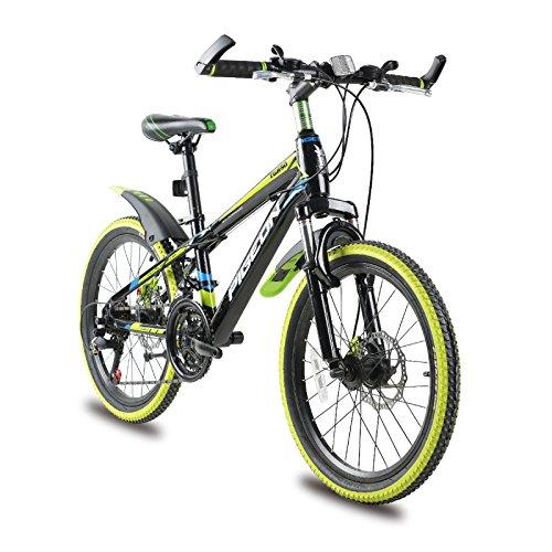 VANDER LIFE Women's 20-Inch Step-Through Hybrid Cruiser Bicycle, Comfort Beach Bicycle (Green) by VANDER LIFE (Image #1)