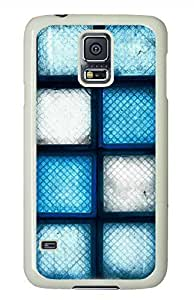 Armenia Difficult Blue White Hard Case Cover Skin For Samsung Galaxy S5 I9600
