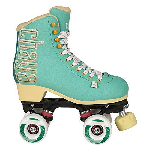 Chaya Melrose Elite Sea Foam Dream Quad Indoor/Outdoor Roller Skates (Euro 41 / US 10)