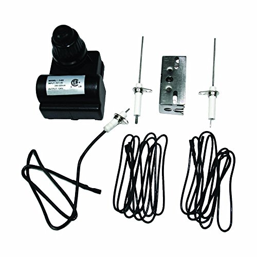 - Electronic Ignitor kit for Gas Bbq Grills from Coleman, Kenmore, Charbroil and other manufacturers