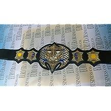 New Replica TNA Jeff Hardy Immortal Champion Belt Adult Size, Metal Plates & Bag