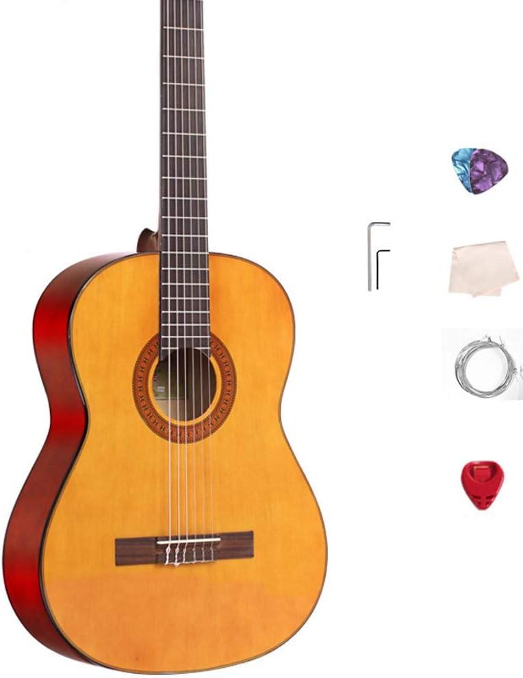 Boll-ATur Guitarra clásica de la serie de 39