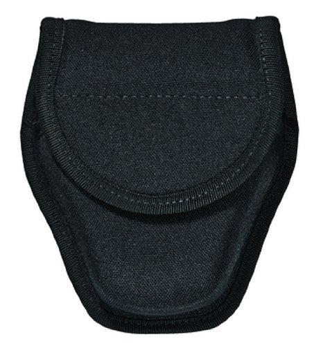 Hiatts Ul 1 Cuff Case - Bianchi Patroltek 8018 Black Hidden Snap Safariland Ultimate Cuff Case