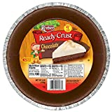 Keebler Ready Crust, Pie Crust, Chocolate, 9-inch, No-Bake, Ready to Use, 72 oz (12 Count)