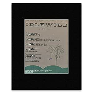 IDLEWILD - Play Acoustic 2005 Mini Poster - 13.5x10cm