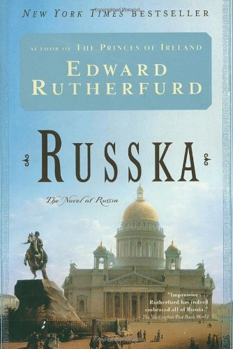 Russka: The Novel of Russia - Long Street Beach 2nd Shops