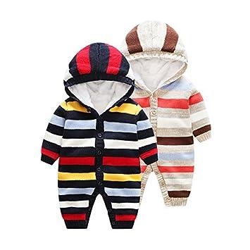3c462e59ee05a ベビー服 乳児服 ロンパース カバーオール ふわふわ 着ぐるみ パジャマ 冬 (80cm 6-12ヶ月