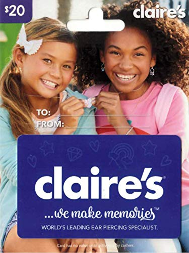 Claires-Gift-Card