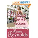 A Marquis For All Seasons (The Lords of Oxford Book 2)