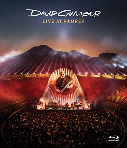Live At Pompeii (David Gilmour Remember That Night Blu Ray)