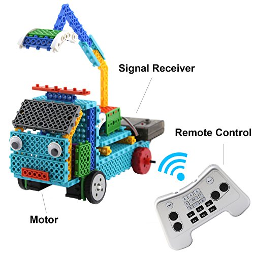 Remote Control Building Kits For Boy Gifts