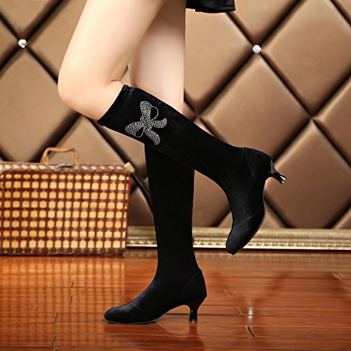 Ballroom 5 Donna 5cm Minitoo Black Heel 4wzqpPxC