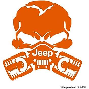 Amazon Com Ur Impressions Iorn Jp Piston Gas Mask Skull