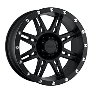 "Pro Comp Alloys Series 31 Wheel with Flat Black Finish (20x9""/6x139.7mm)"