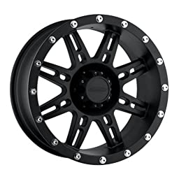 Pro Comp Alloys Series 31 Wheel with Flat Black Finish (16x8\