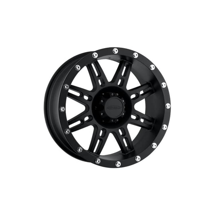 Pro Comp Alloys Series 31 Wheel with Flat Black Finish (16×8″/5×114.3mm)