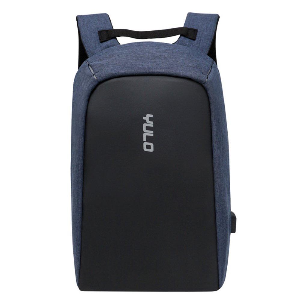 LPW Rucksack Multifunktions Anti-Diebstahl-Rucksack Große Kapazität Lässig Herren Tasche Business-Rucksack USB-Lade-Rucksack Herren-Computer-Tasche, A