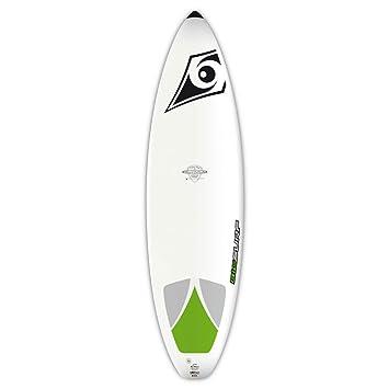 BIC Surfboards - Tabla de Surf Corta (182 cm), Color Blanco
