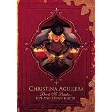 Christina Aguilera Back to Basics Live and Down Under Dvd ( 2 Disc Set ) (2008)