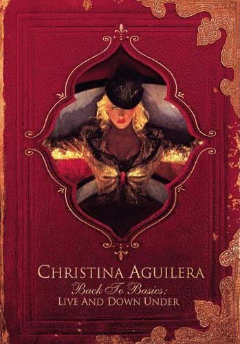 Christina Aguilera Back to Basics Live and Down Under Dvd ( 2 Disc Set ) -