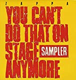 You Can't Do That on Stage Anymore, Vol. 1 [Vinyl]