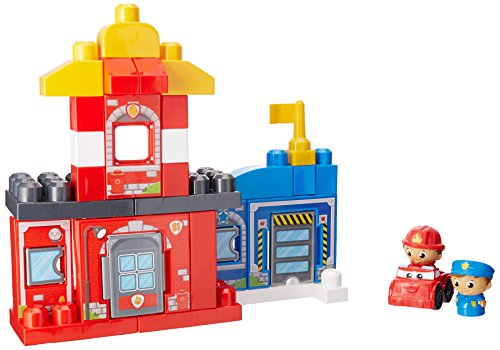 Mega Bloks First Builders Rescue Squad Building Set from Mega Bloks