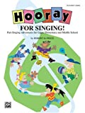 Hooray for Singing!, de Frece, Robert, 0769298451